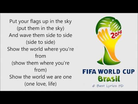 We Are e Ole Ola The  2014 FIFA World Cup Sg A