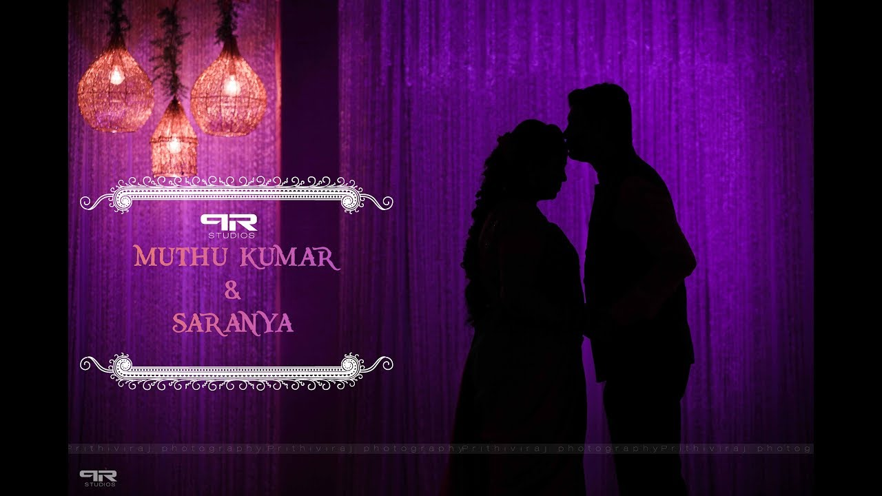 Muthukumar + Saranya Wedding Teaser | PR Studios | 2018