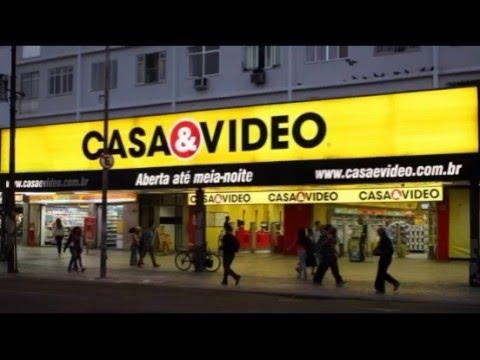 HINO DE ABERTURA DE LOJAS - CASA & VÍDEO