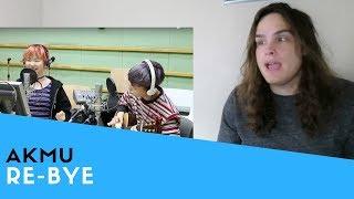 Voice Teacher Reacts to Akdong Musician (AKMU) - Re-Bye