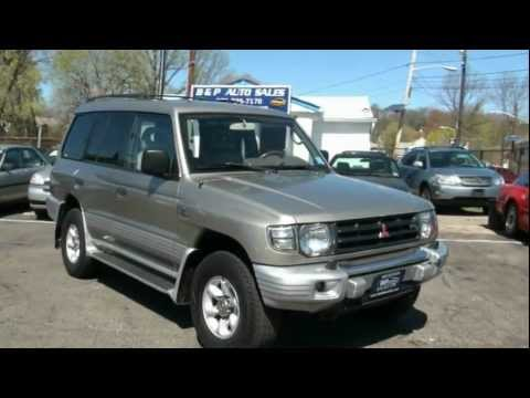 2000 Mitsubishi Montero Endeavor Review
