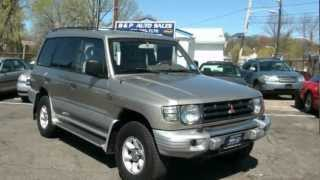 2000 Mitsubishi Montero Endeavor Review