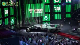 Roberto Piona Vision Millenium 2016, SOCHI