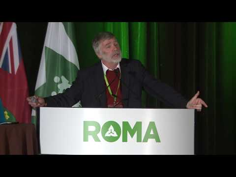 2018 ROMA Conference Opening Keynote: James Raffan
