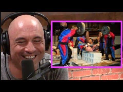 Joe Rogan Reacts to Strength Feats By Christian Power Team