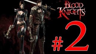 Blood Knights Gameplay Walkthrough Part 2 | Without Commentary | Xbox360/PS3/PC | Let
