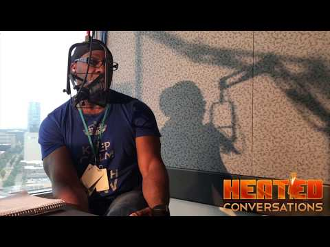 Booker T - Lack of Organization in TNA, Wrestling Samoa Joe & Rhyno