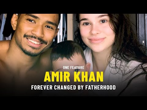 Amir Khan Forever Changed By Fatherhood   ONE Feature