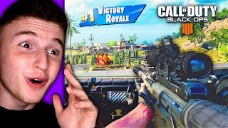 Infinite Lists Plays BLACKOUT! (Call of Duty Black Ops 4)
