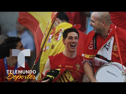 La alocada fiesta de España en Argentina | Más Fútbol | Telemundo Deportes