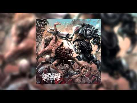 Harvest Misery - Human Cesspool Intervention (NEW SONG 2016) [HQ]