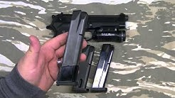 Beretta 92 A1 Magazine Options