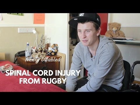 Spinal Cord Injury from Rugby