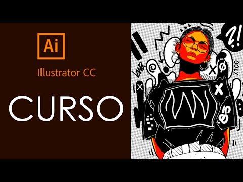 CURSO DE ILLUSTRATOR CC 2019 - COMPLETO