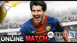 FIFA13 - Online Match