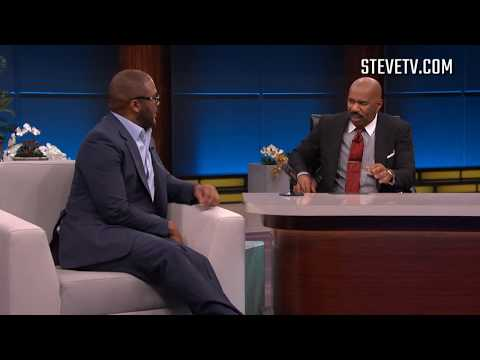Steve Harvey Teaches Tyler Perry about Tofurky