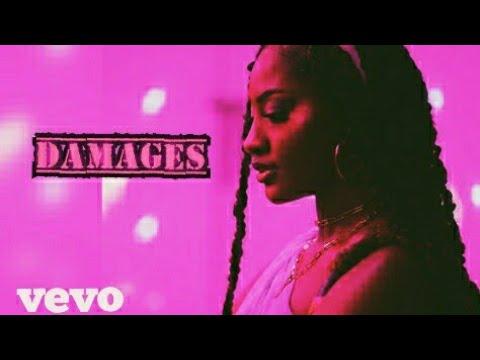 Download Tems - Damages [Official Video Lyrics]