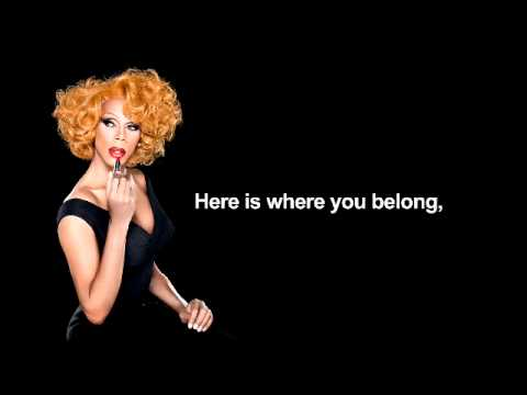 RuPaul Superstar Lyrics