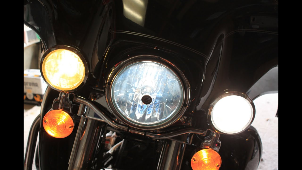 Harley Running Lights Wiring Diagrams Schematics Model Capacitor Trane 2wcc3024a1000aa Fog Part 2 Davidsonplease Share To Your Facebook Basic Tail Light