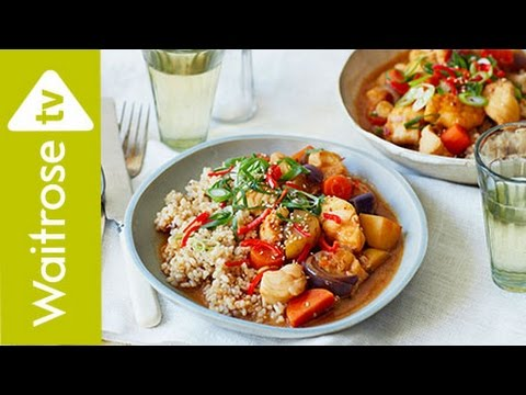 Chilli Miso Monkfish Stew | Waitrose