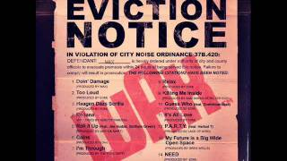 BIG WAX- 4. Rosana (Eviction Notice) (Prod By Nobody Famous)