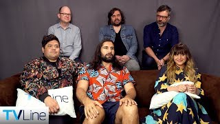 What We Do in the Shadows Cast | Comic-Con 2019