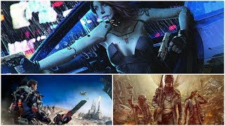 В Cyberpunk 2077 будут наркокартели и радиация | Игровые новости