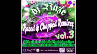 DJ Raze - Step off - Grandmaster Flash & the Furious 5 (Razed-N-chopped)