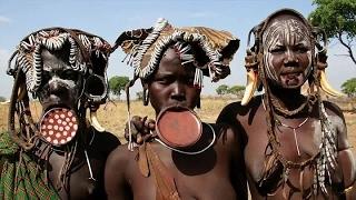 Опасные племена в наше время