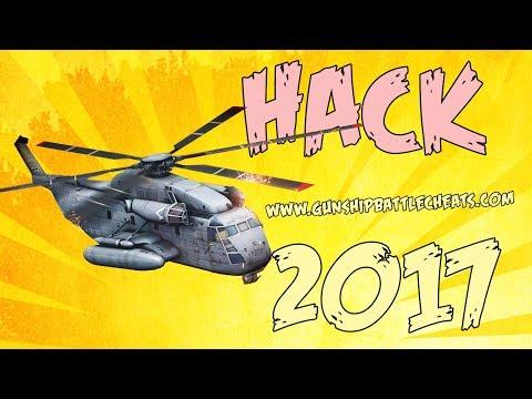 Gunship Battle Hack - Helicopter 3d Gold and Money Cheats 2017