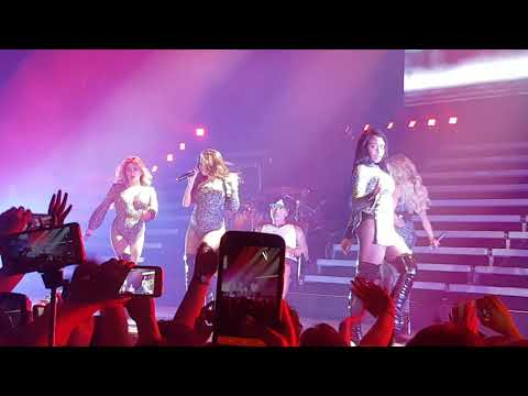 Fifth harmony-  Lonely night (PSA TOUR CHILE) Movistar Arena