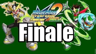 MegaMan Star Force 2 Zerker x Ninja Gameplay Walkthrough Part 24 -Finale-