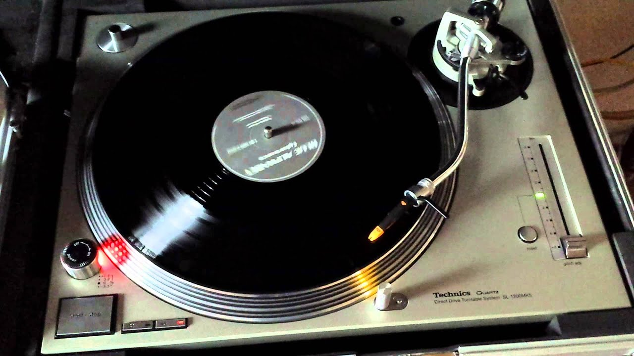 Out of Stock & Discontinued Items - TECHNICS TURNTABLES