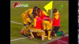 هدف منتخب رواندا للشباب الأول في مصر مقابل 0 تصفيات افريقيا 10 يونيو 2016