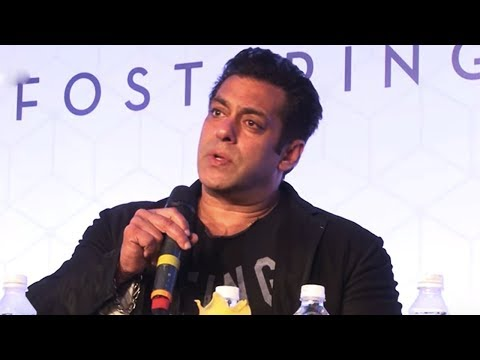 Salman Khan Gets Emotional Talking About Bollywood Journey, Being Human And More