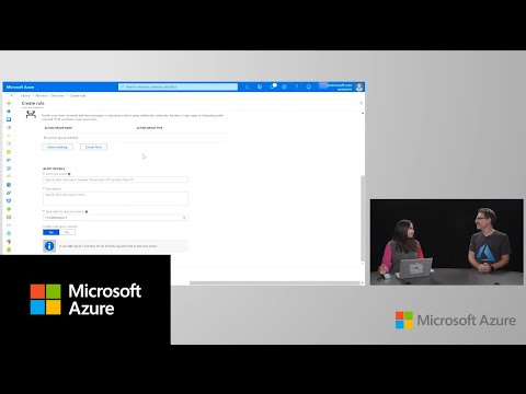 How to add Azure Alerts as push notifications on your phone | Azure Portal Series