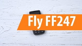 Распаковка Fly FF247 / Unboxing Fly FF247