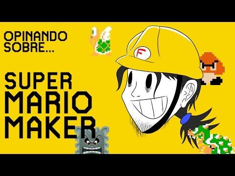 Opinando sobre Super Mario Maker