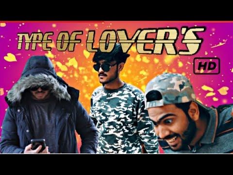 Type Of Lovers | Comedy Skit | All In 1
