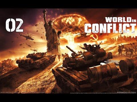 World in Conflict: Complete Edition #2 - Czerwona Inwazja na Seattle (Gameplay PL Zagrajmy)