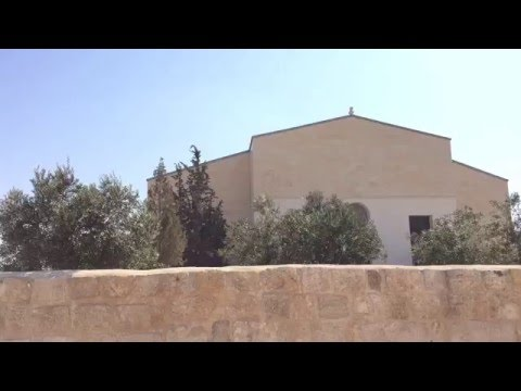 Mount Nebo, burial place of Moses