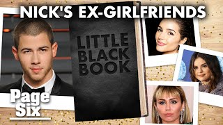 Nick Jonas' 6 ex-girlfriends he dated before marrying Priyanka Chopra   Page Six Celebrity News