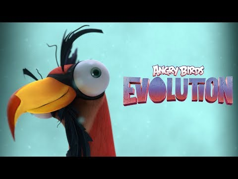 Angry Birds Evolution: Meet Walter