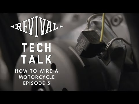 How To Wire A Motorcycle Series,  Episode 5: Modern Ignition Systems. Why We Like Kits.