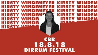 Kirsty Windeyer   The Don Dale Royal Commision   #dirrumfestivalCBR 2018