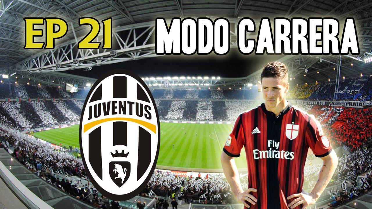 FIFA 15 Modo Carrera ''Manager'' Juventus de Turín - ¡COPA ...
