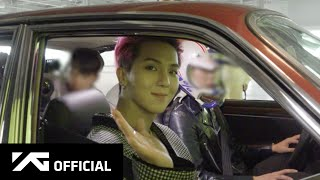 MINO - '도망가 (Run away)' M/V MAKING FILM