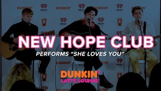 New Hope Club Performs