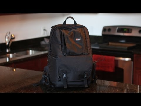 Review: Lowepro Fastpack 250