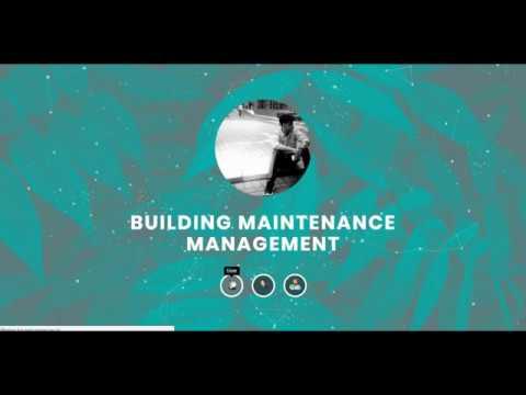 Web Based Building Maintenance Management Application